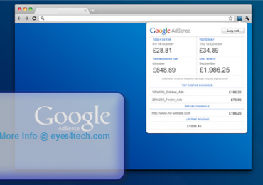 Google AdSense Publisher Toolbar – Monitor Your Earnings Anytime