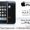 Now Available Apple Open Line iPhone 3GS At Php14,990 – Philippines