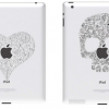 Personalize Your Apple iPad With Ozaki iCoat Relief Sticker Decals