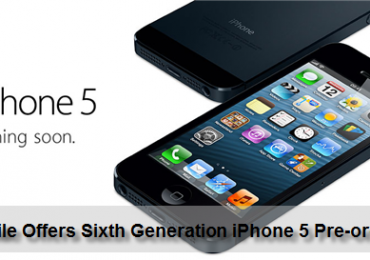 T-Mobile UK Offers Sixth Generation iPhone 5 Pre-Orders For £36