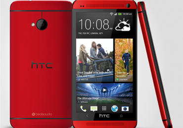 HTC One Red Version Arriving This Week In Taiwan