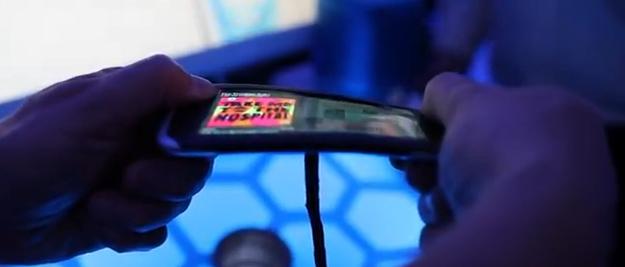 Nokia Kinetic Concept Phone