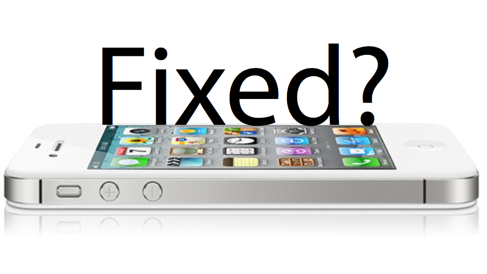 iPhone 4S Battery Problem Fixed