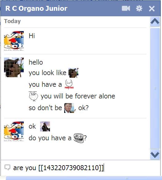 FB Chat emoticons