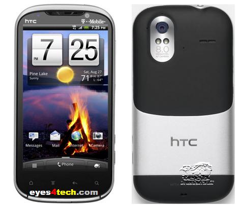 T-Mobile HTC Amaze 4G Ice Cream Sandwich Update