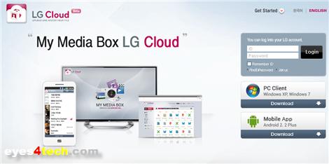 Download LG Cloud