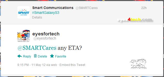 Samsung Galaxy S III Smart Philippines