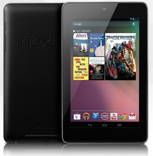 Buying Google Nexus 7