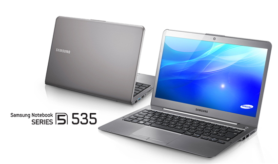 Samsung Notebook Series 5 - Slim and Portable Notebook