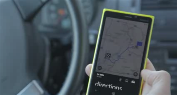 Nokia Maps For Lumia Windows Phone 8 – Access Indoor and Outdoor Places Even In True Offline Mode