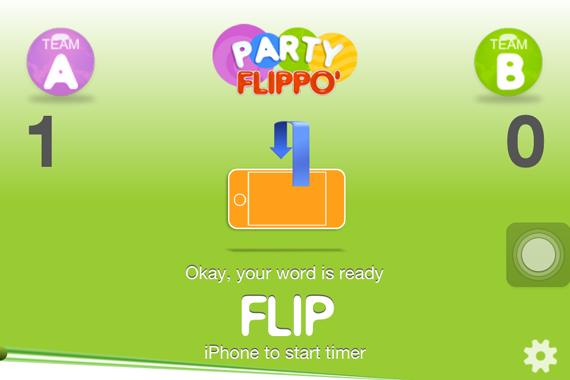 Party Flippo Flip The Device