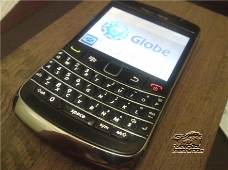 Factory Reset Blackberry Bold 9700