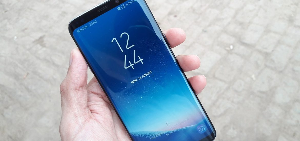 Top 5 Best Android Tablets of 2017-Samsung Galaxy S8