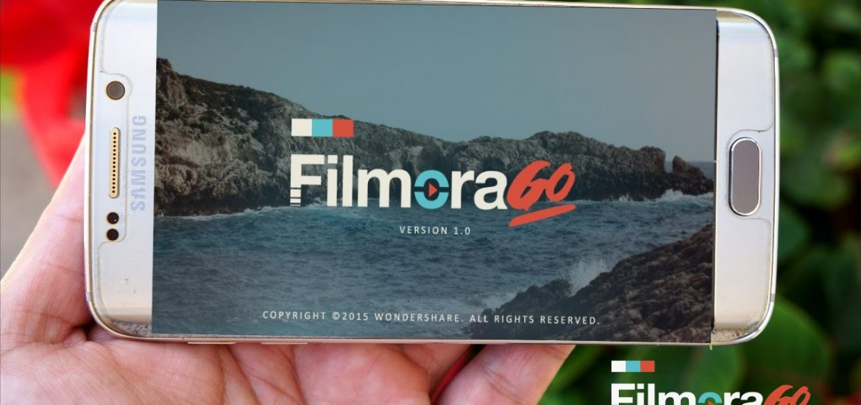 FilmoraGo-Best Apps for Making Video