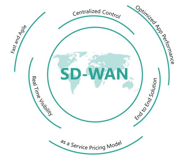 SD WAN solution
